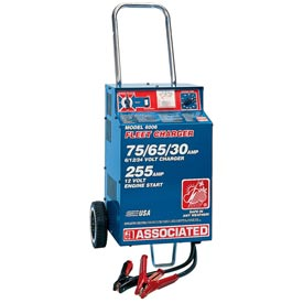 Associated 6006 Heavy-Duty Fast Battery Charger by