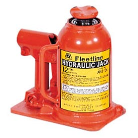 Low Profile Portable Hydraulic Jack 12 Ton by