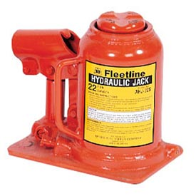 Low Profile Portable Hydraulic Jack 22 Ton by