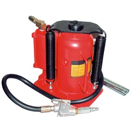 Astro 20 Ton Air/Manual Bottle Jack - 53537