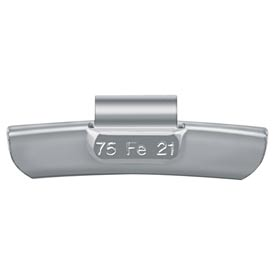 Coated Steel Tfe Wheel Weight - 1.25 Ounce - Min Qty 4
