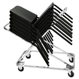 Dolly For 8200 Chair, 18 Chairs Capacity