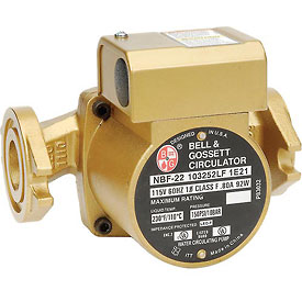 Bronze NRF-33 Pump 1/25 HP Single Phase