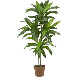 Nearly Natural 48'' Dracaena Silk Plant