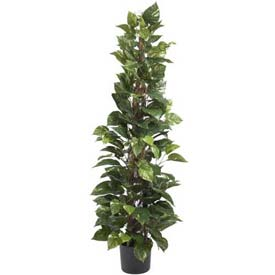 Nearly Natural 63'' Pothos Climbing Silk Plant