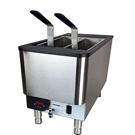 Countertop Pasta Cooker Single Tank Boiling Unit