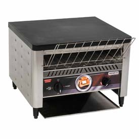 Nemco 6805- 3 Slice Conveyor Toaster, 1000 Slices Per Hour, 220V by