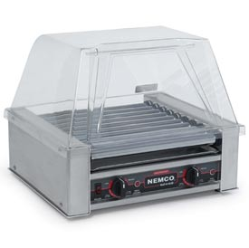 Roller Grill, 18 Hot Dogs- 120 Volt by