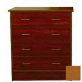 "NK Medical Chest, Monroe, 4 Drawers, 32""W X 17""D X 36-3/4""H, Milwork Cherry"