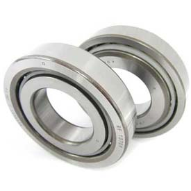 NACHI Ball Screw Support Bearing 40TAB07DFP4, Duplex, Face-To-Face, 40MM Bore, 72MM OD by