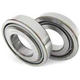 NACHI Ball Screw Support Bearing 45TAB10DB/GMP4, Duplex, Back-To-Back, 45MM Bore, 100MM OD by