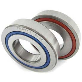 NACHI Ball Screw Support Bearing 45TAB10DF-2LR/GMP4, Duplex, Face-To-Face, 45MM Bore, 100MM OD by