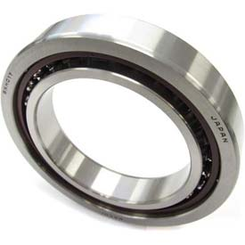 NACHI Super Precision Bearing BNH016TU/GLP4, Universal Ground, Single, 80MM Bore, 125MM OD