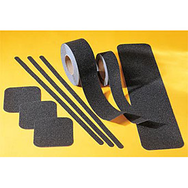 "Grit Heavy Duty Anti-Slip Tape - Black - 1""W"