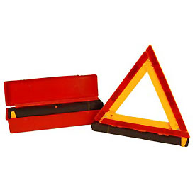 Vehicle Emergency Safety - Warning Triangle