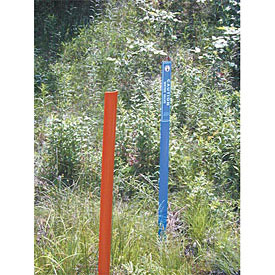 Utility Post - Blue