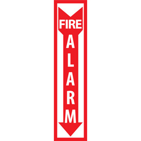 Fire Safety Sign - Fire Alarm - Plastic