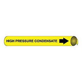 Precoiled and Strap-on Pipe Marker - High Pressure Condensate