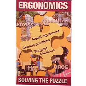 Safety Handbook - Ergonomics Solving The Puzzle