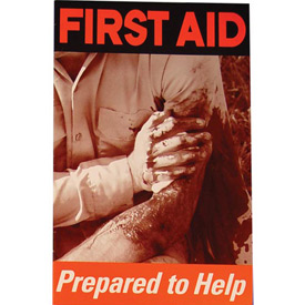 Safety Handbook - First Aid Prepared To Help