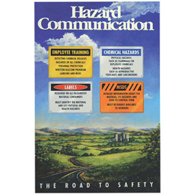 Safety Handbook - Hazardous Communications The Road To Safety