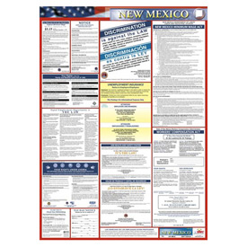 Labor Law Poster - New Mexico