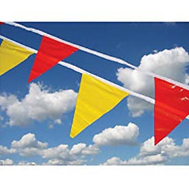 Pennant Flags - Yellow