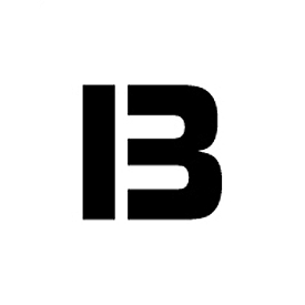 "Individual Character Stencil 24"" - Letter B"