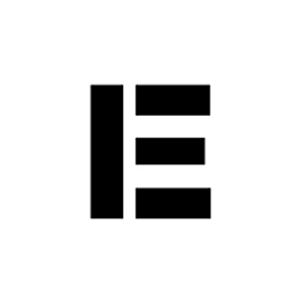 """Individual Character Stencil 24"""" - Letter E"""