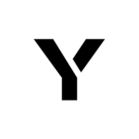 "Individual Character Stencil 24"" - Letter Y"