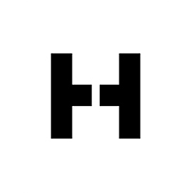 "Individual Character Stencil 36"" - Letter H"