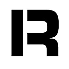 "Individual Character Stencil 4"" - Letter R"