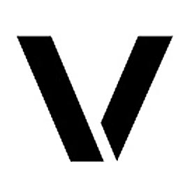 """Individual Character Stencil 4"""" - Letter V"""