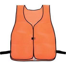 NMC SV2 Safety Vest, Lightweight, Orange, One Size Fits All