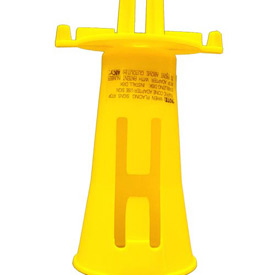 Universal Cone Adaptor - Yellow