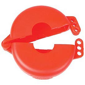 "Valve Wheel Lockout - Fits 1"" to 2-1/2"" Diameter"