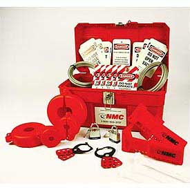 Valve Lockout Kit with Contents