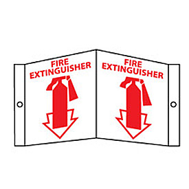 Fire Visi Sign - Fire Extinguisher