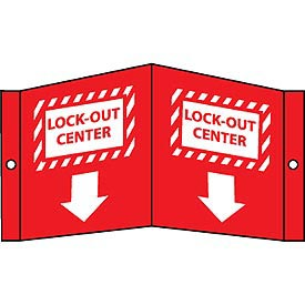 Facility Visi Sign - Lock-Out Center