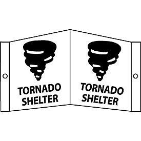 Facility Visi Sign - Tornado Shelter