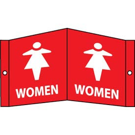 Facility Visi Sign - Women