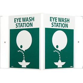 Facility Visi Sign - Eye Wash Station