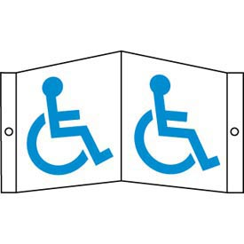 Facility Visi Sign - Disabled Access Symbol