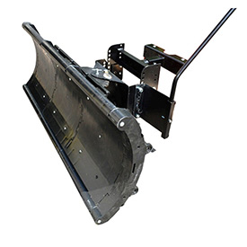 "Nordic Auto Plow Lightweight Rounded Edge 49"" Snow Plow: Lifted Frame EZ-GO Golf Carts NAP-GEL3 by"