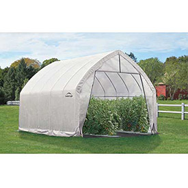 ShelterLogic, 70560, GrowIt High Arch Greenhouse 13 ft. x 20 ft. x 12 ft. by