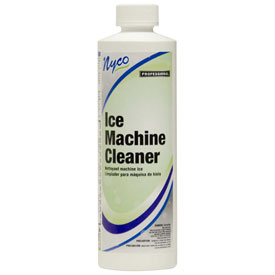 Nyco Ice Machine Cleaner, 16 Ounces 6/Case NL038-616 by