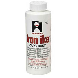 Hercules 45400 Iron Ike Rust Remover 20 oz. - Pkg Qty 12