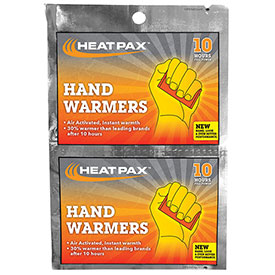 Occunomix Hot Rods Hand Warmers, 1 Each, 1100-10R by