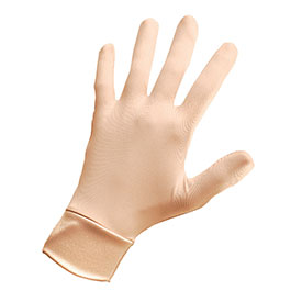 OccuMitts® My Way Support Gloves, Beige, Small