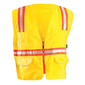 Protective Clothing Hi Visibility Vests Classic Mesh